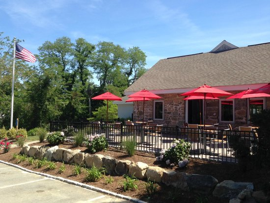 Jailhouse Tavern: New Outdoor Patio!