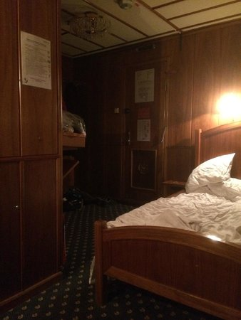 M/S Birger Jarl Hostel & Hotel: Superior Double Cabin