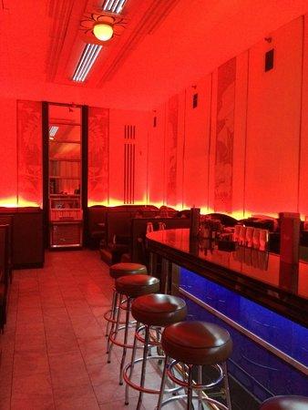 The Oxford Hotel : Deco Bar