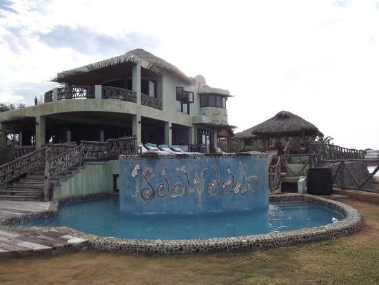 Jakes Hotel, Villas & Spa: Lower level pool
