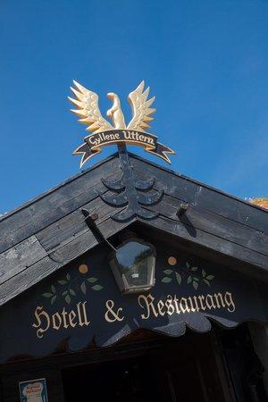 Hotel Gyllene Uttern: Detaljer fra inngangen