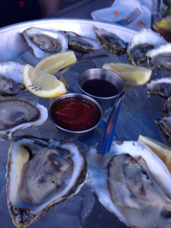 Oysters from 3 bays picture of dead eye dick 39 s new for 3 bays
