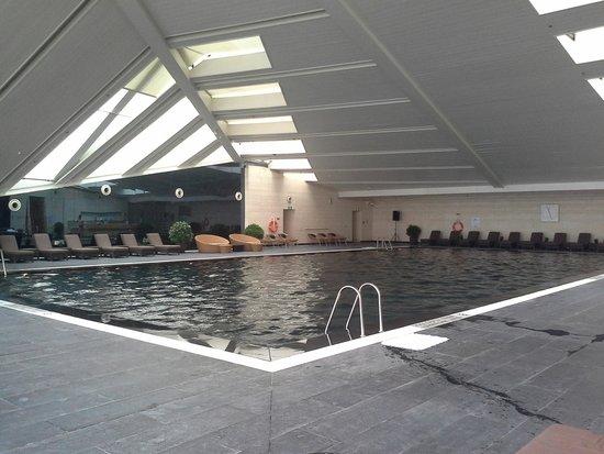The Westin Beijing Chaoyang : Nice indoor pool