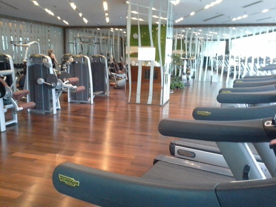 The Westin Beijing Chaoyang: Well equipped gym