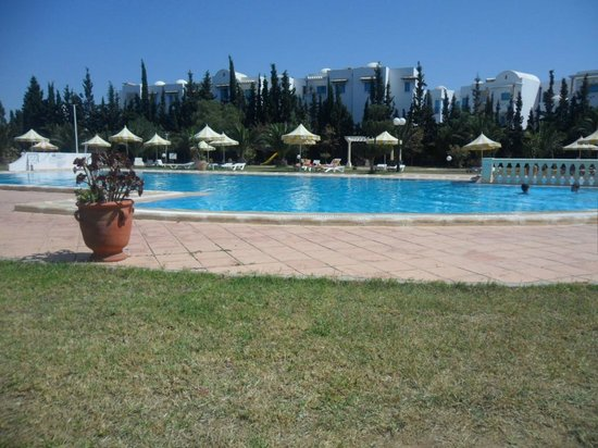 Hotel Green Golf: piscine