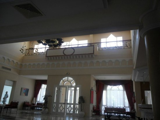 Hotel Green Golf: 1premiere étage