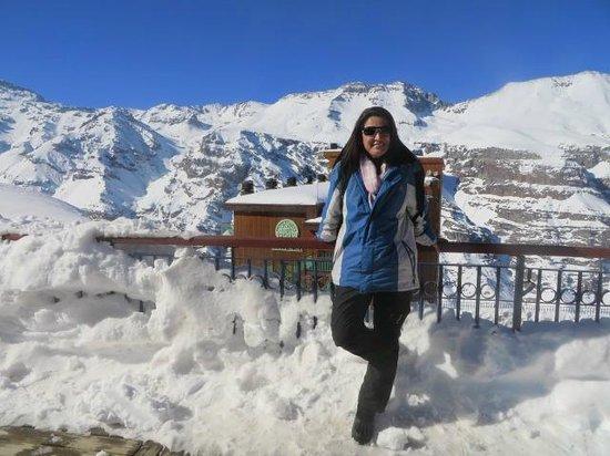 Indo Pro Chile: Vale Nevado