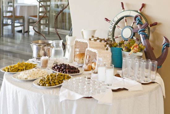 Kipriotis Village Resort: Atrium Greek Restaurant