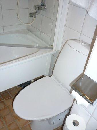 Park Inn by Radisson Solna : clean!
