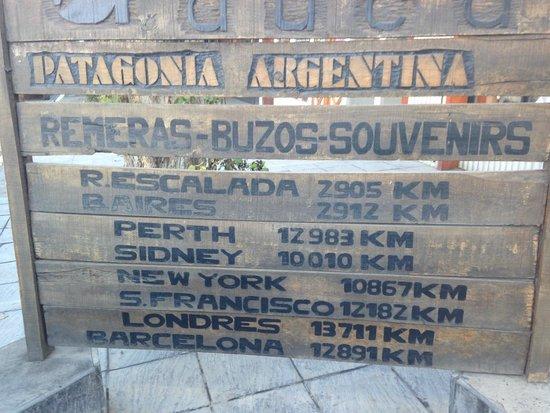 Posada Los Alamos: A long way from anywhere!!