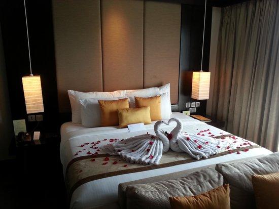 Tanadewa Luxury Villas & Spa: Bedroom