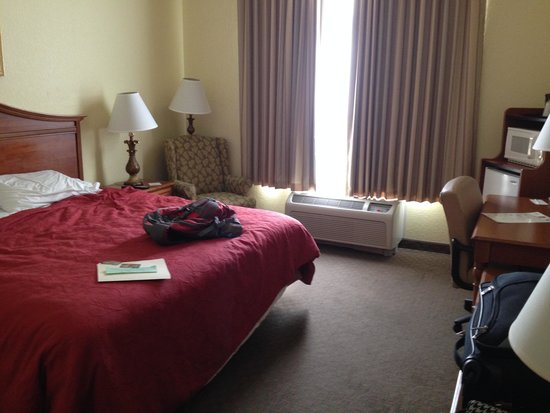 Country Inn & Suites By Carlson, Port Canaveral: King room