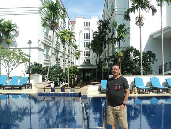 Tara Angkor Hotel : swimming pool