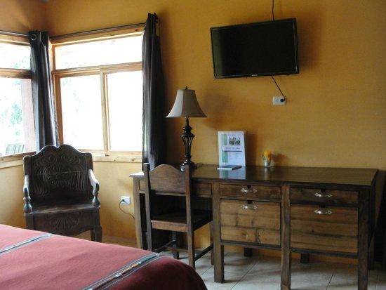 Hotel Utz Jay: TV pantalla plana