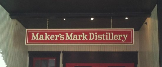 Maker's Mark: Entrance Sign