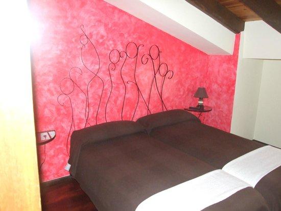 La Antigua Ferreria Hotel Rural : dormitorio