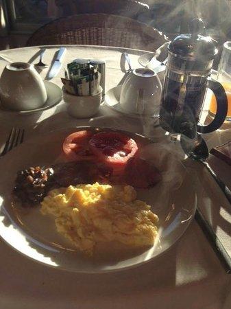 Brenwin Guest House : Breakfast