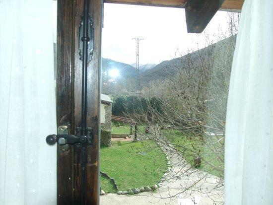 La Antigua Ferreria Hotel Rural : desde la ventana
