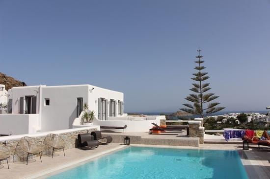 Artemoulas Studios : pool