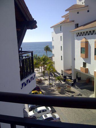 Hacienda Buenaventura Hotel & Mexican Charm All Inclusive: View from our balcony just fine