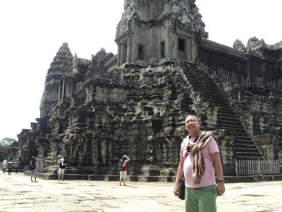 Tara Angkor Hotel : angkor wat temple