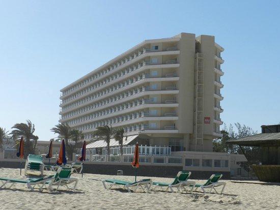 ClubHotel Riu Oliva Beach Resort: panoramica hotel