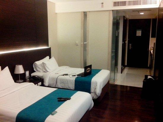 Jasmine Resort Hotel : Double Bed Suite