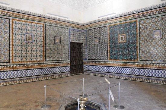 Casa de Pilatos: azulejos