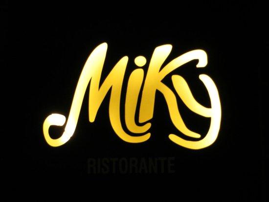 Ristorante Miky: Class & Elegance!