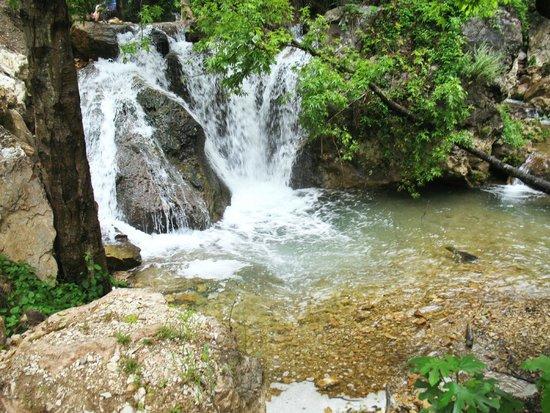 Quattro Beach Spa & Resort: река для рыбалки