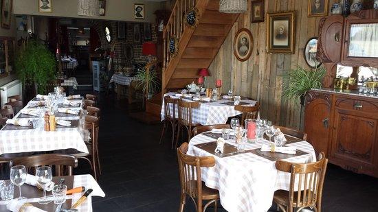 La salle a manger loison sous lens 48 route de lille for Restaurant salle a manger