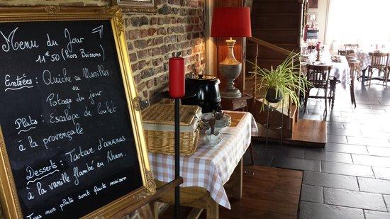 La Salle À Manger la salle a manger, loison-sous-lens - 48 route de lille - restaurant