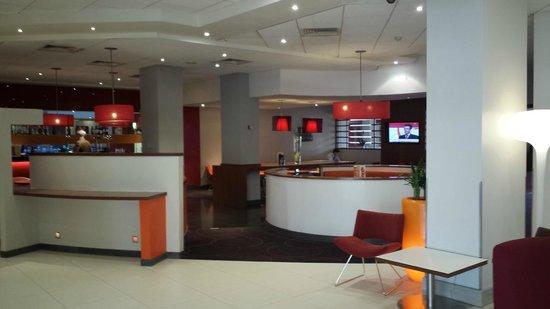 Novotel Southampton: Restaurant