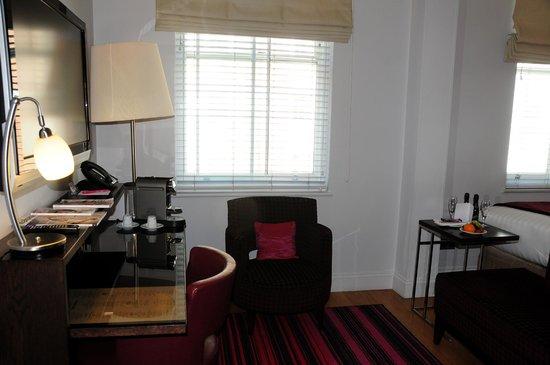 Hotel Indigo London-Paddington : Room 201
