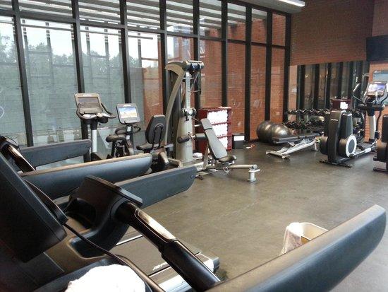 Aloft Guadalajara: Gym