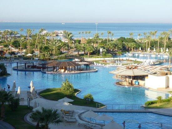 Steigenberger Al Dau Beach Hotel: Vue générale