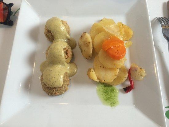 Vegetarian El Calafate: 03/7/2014