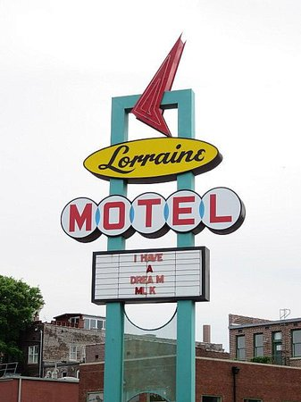 Holiday Inn Express - Medical Center Midtown: motel donde asesinaron a Martin Luther King