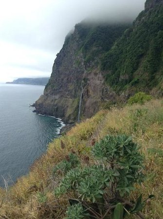 Madeira Regency Club : Brides veil waterfall north coast