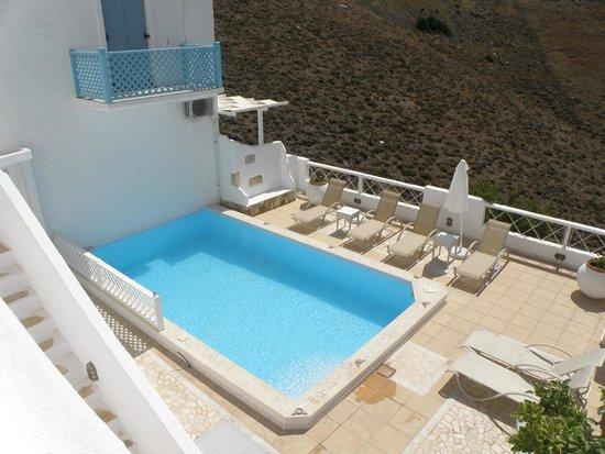 Tholaria Boutique Hotel Astypalaia: pool