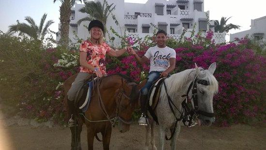 Mercure Hurghada Hotel: Merci Ahmed !