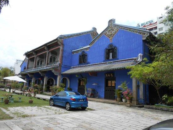 Cheong Fatt Tze - The Blue Mansion: บรรยากาศโดยรอบ