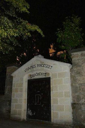 Tokaj Wine Region: The gate to the wine cellar, Tokaji Region, Hungary