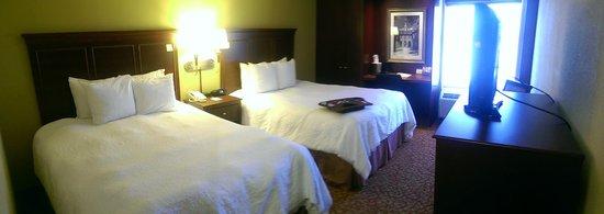 Hampton Inn & Suites Williamsburg-Richmond Rd.: 2 Queen Beds