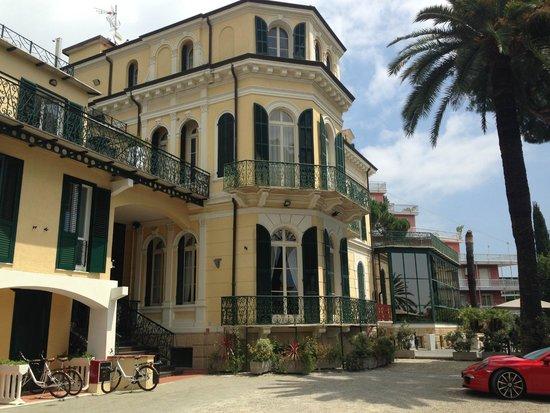 Hotel Villa Sylva : Hotel