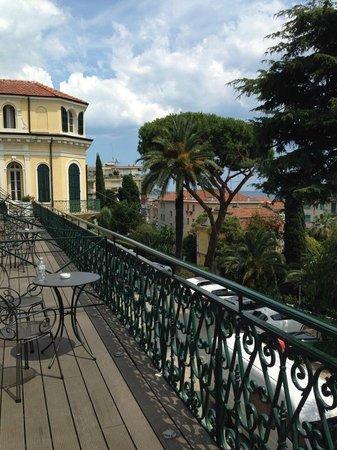 Hotel Villa Sylva : View from roof terrace