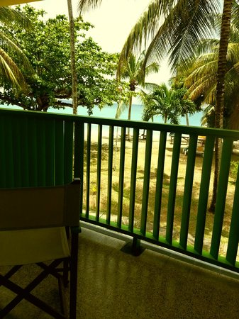Turtle Beach by Rex Resorts : view from our room