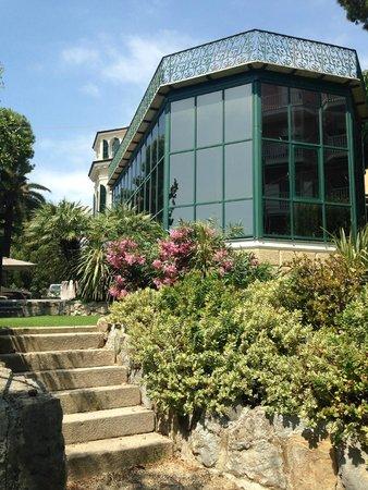 Hotel Villa Sylva: Grounds