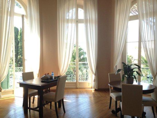 Hotel Villa Sylva: Communal area