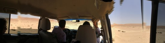 Sahara Tours 4x4: Behind the scenes view of our guides